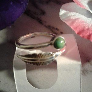 turquoise sterling silver ring 8